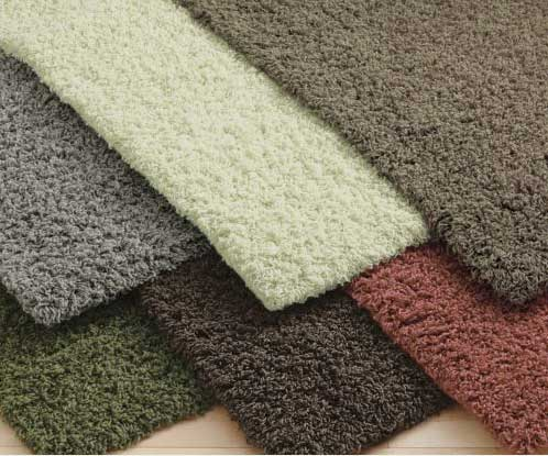 Green Carpeting Options