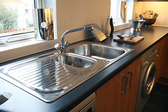 Replace A Drop In With An Undermount Sink The Home